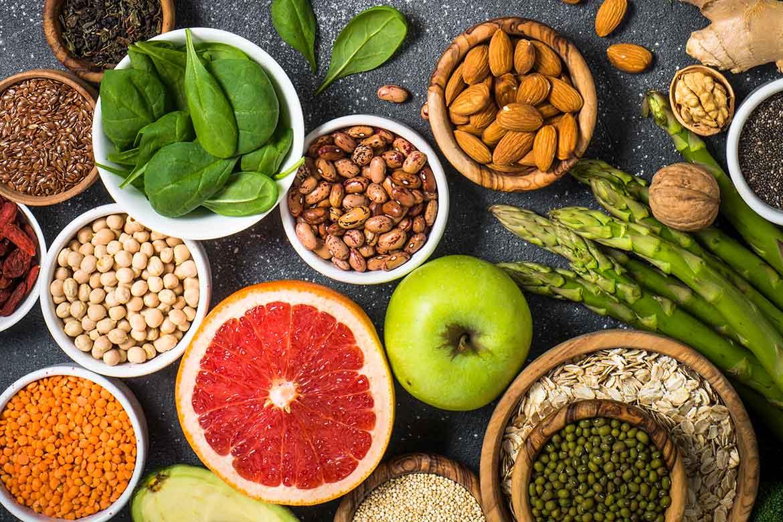 Alimentación natural y nutrición energética en el centro OREKA de Eibar