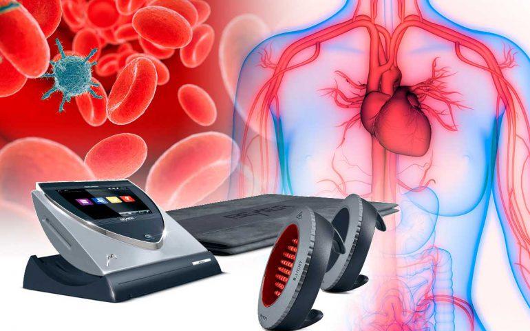 La terapia vascular física de Bemer mejora la microcirculación, ayuda a la resistencia inmunitaria y previene las enfermedades