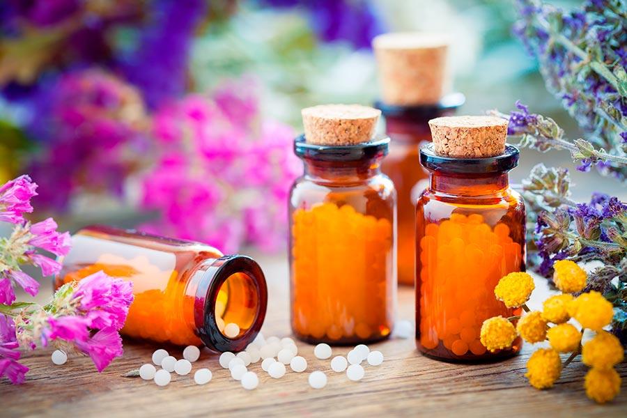 Homeopatía en el centro OREKA de Eibar