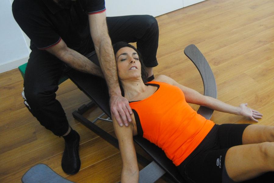 K-Stretch postural en el centro OREKA de Eibar