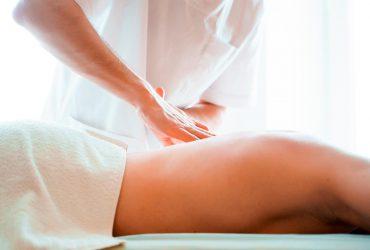 Masaje deportivo y terapéutico