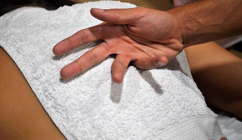 Tratamientos de masaje Tuina en el centro OREKA de Eibar